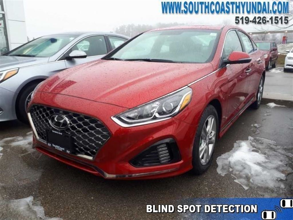 100 Hyundai Sonata Sport 2018 Wallpapers 2018