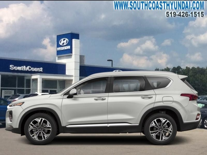 2019 Hyundai Santa Fe 2 0t Ultimate Awd Leather Seats 262 14 B W