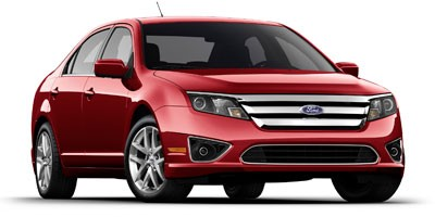 2012 Ford Fusion Image