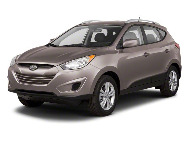 2012 Hyundai Tucson GL FWD at
