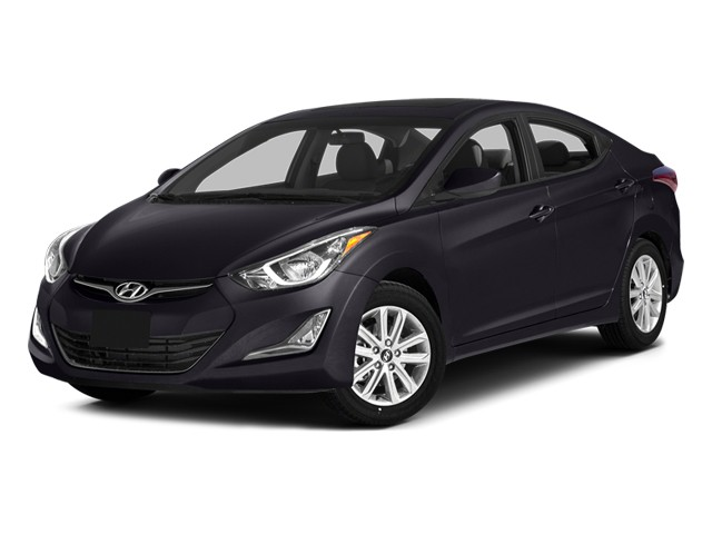 2014 Hyundai Elantra GL at