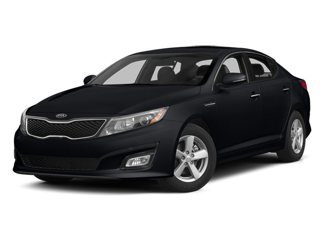2014 Kia Optima SX at  - $109.88 B/W