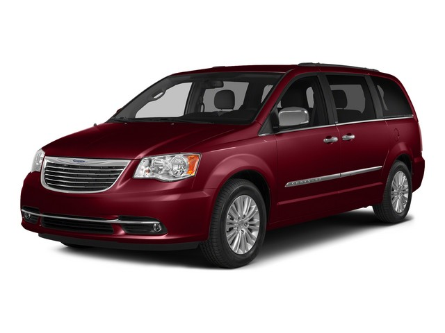2015 Chrysler Town & Country Touring-l  - Leather Seats - $139.09 B/W