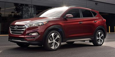 2017 Hyundai Tucson 2.0L Premium AWD	  COMES WITH WINTER WHEELS  - Bluetooth - $145 B/W